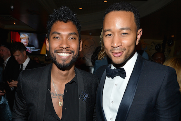 Miguel and John Legend Film